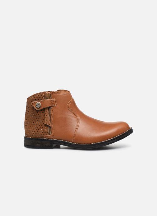 Bottines et boots Babybotte Kenza Marron vue derrière