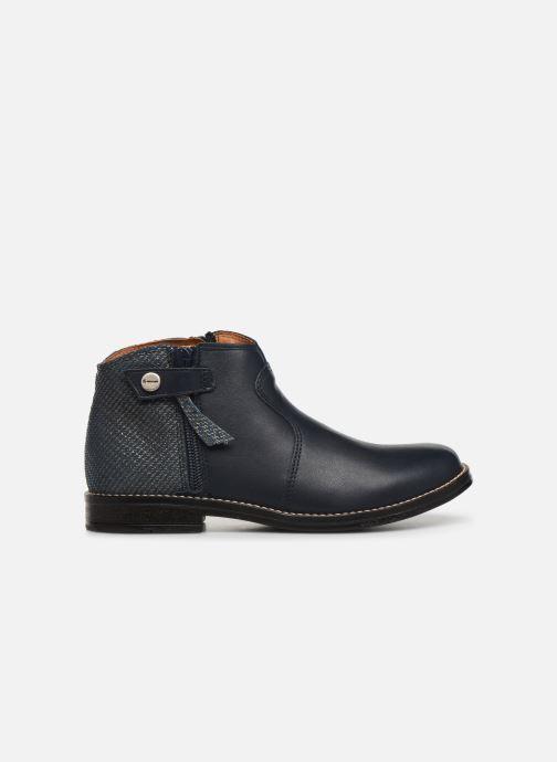 Bottines et boots Babybotte Kenza Bleu vue derrière