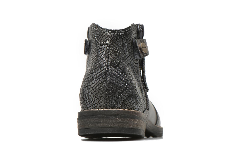 Bottines et boots Babybotte Kenza Gris vue droite