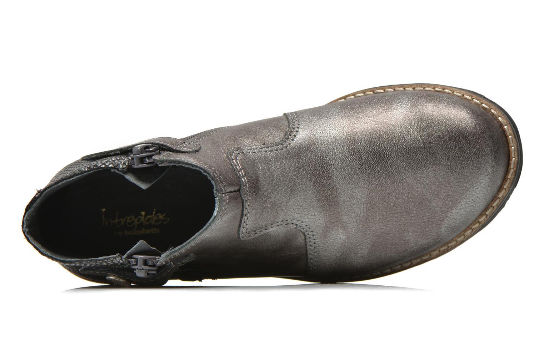Bottines et boots Babybotte Kenza Gris vue gauche
