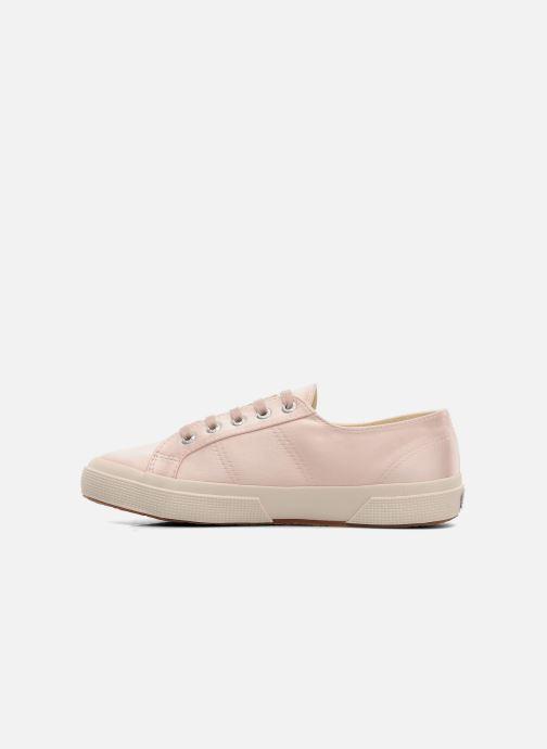 Sneakers Superga 2750 Satin W Rosa immagine frontale