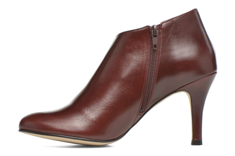 Bottines et boots Jonak Emma Rouge vue face