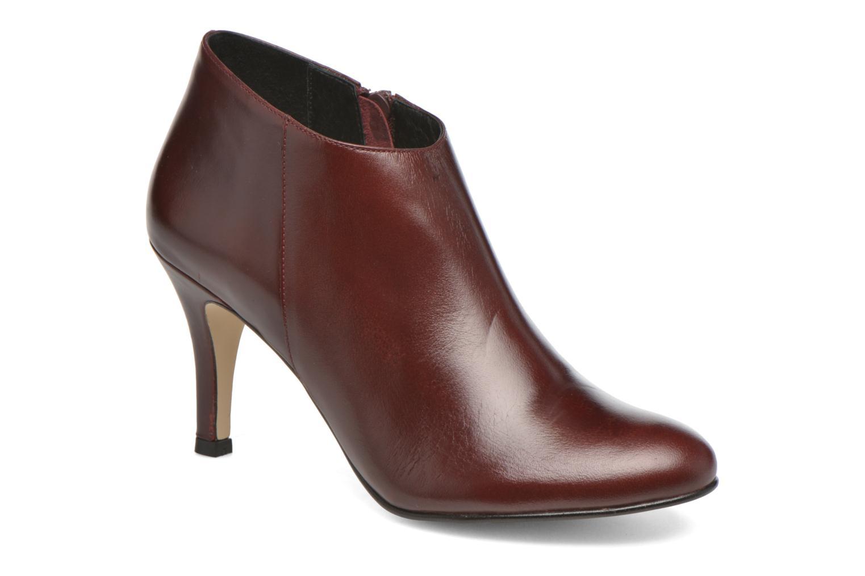 Bottines et boots Jonak Emma Rouge vue détail/paire
