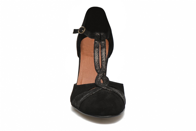 Escarpins Jonak Zannis Noir vue portées chaussures