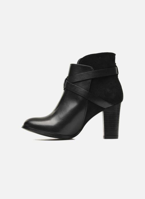 Bottines et boots Jonak Drakos Noir vue face