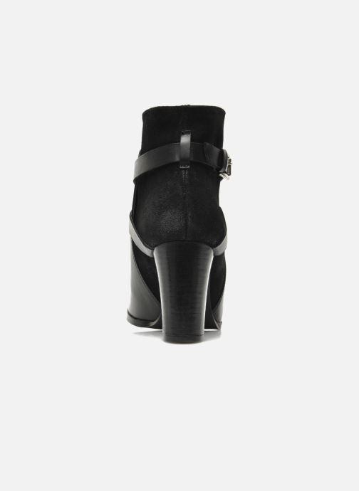 Bottines et boots Jonak Drakos Noir vue droite