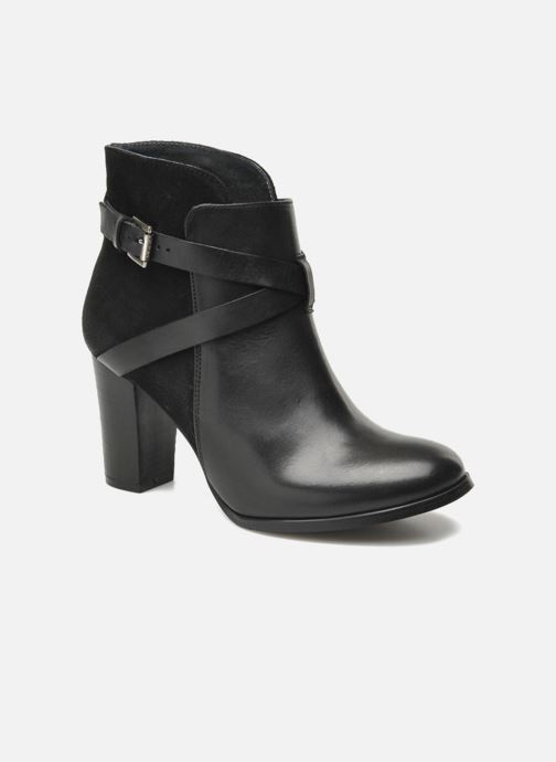 Ankle boots Jonak Drakos Black detailed view/ Pair view