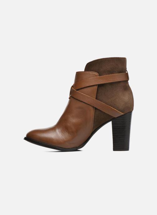 Boots en enkellaarsjes Jonak Drakos Bruin voorkant