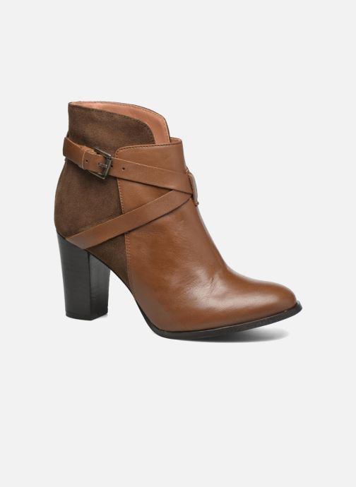 Boots en enkellaarsjes Jonak Drakos Bruin detail