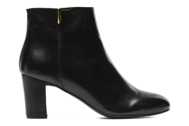 Bottines et boots Jonak Dey Noir vue derrière