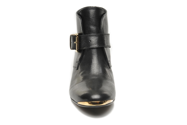 Bottines et boots Jonak Dairy Noir vue portées chaussures