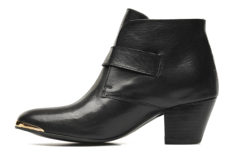 Bottines et boots Jonak Dairy Noir vue face