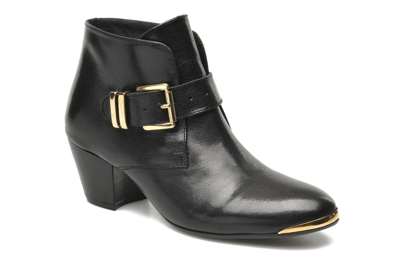 Bottines et boots Jonak Dairy Noir vue détail/paire