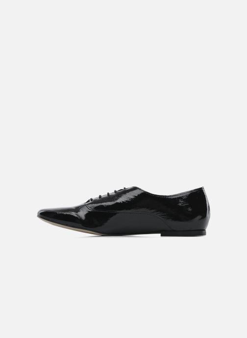 Zapatos con cordones Jonak Makadam Negro vista de frente
