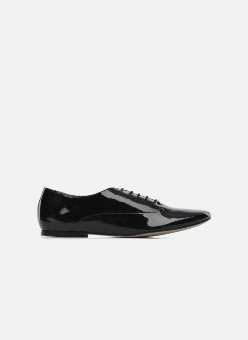 Zapatos con cordones Jonak Makadam Negro vistra trasera