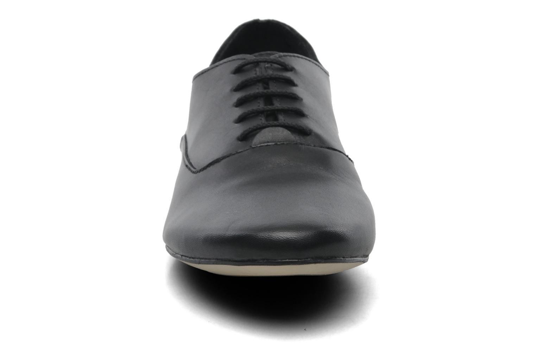 Chaussures à lacets Jonak Makadam Noir vue portées chaussures