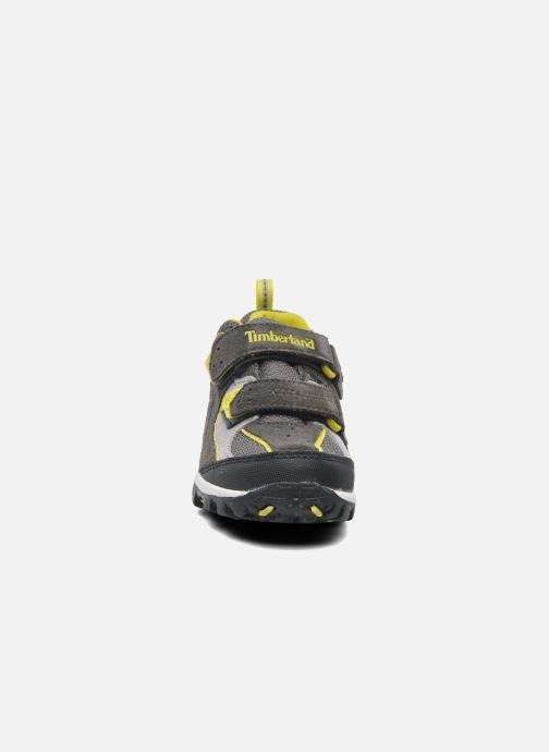 Baskets Timberland Cranmore GTXH LOX Gris vue portées chaussures