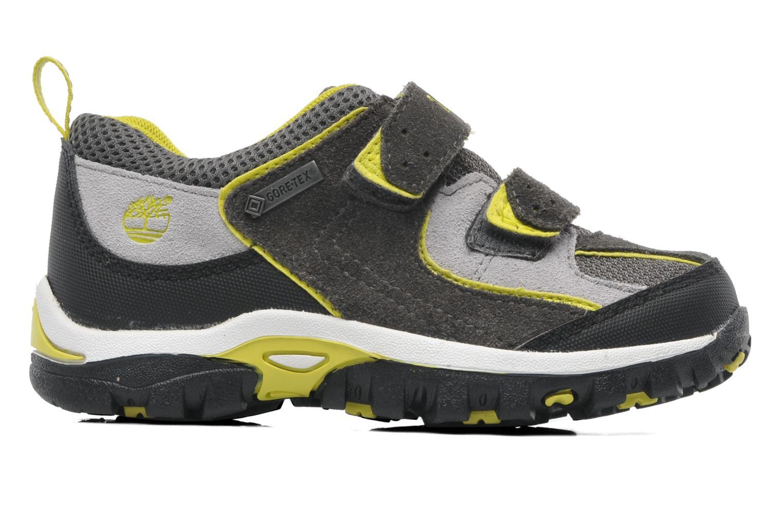 Sneaker Timberland Cranmore GTXH LOX grau ansicht von hinten