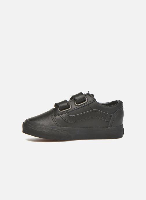 Sneakers Vans Old Skool V BB Zwart voorkant