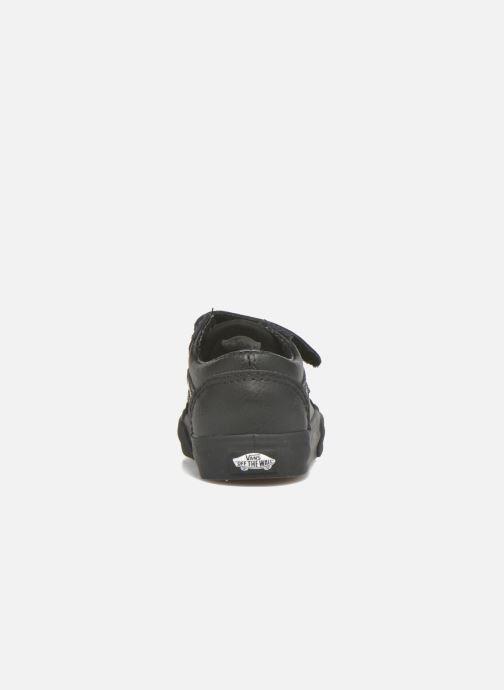 Sneakers Vans Old Skool V BB Zwart rechts