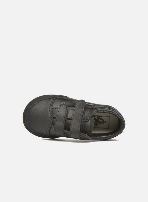 Sneakers Vans Old Skool V BB Zwart links