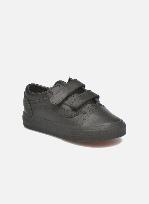 Sneaker Vans Old Skool V BB schwarz detaillierte ansicht/modell
