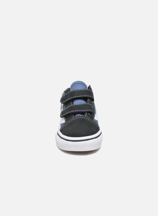 Sneakers Vans Old Skool V BB Blauw model