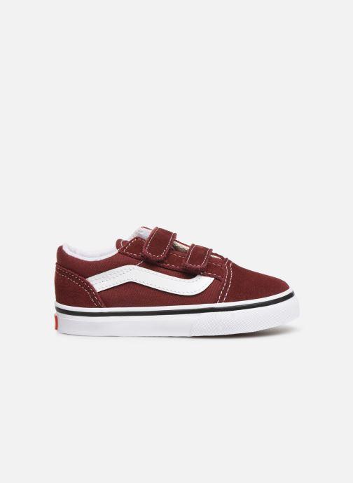 Sneakers Vans Old Skool V BB Bordò immagine posteriore