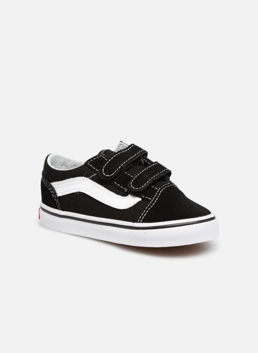 Sneakers Vans Old Skool V BB Zwart detail
