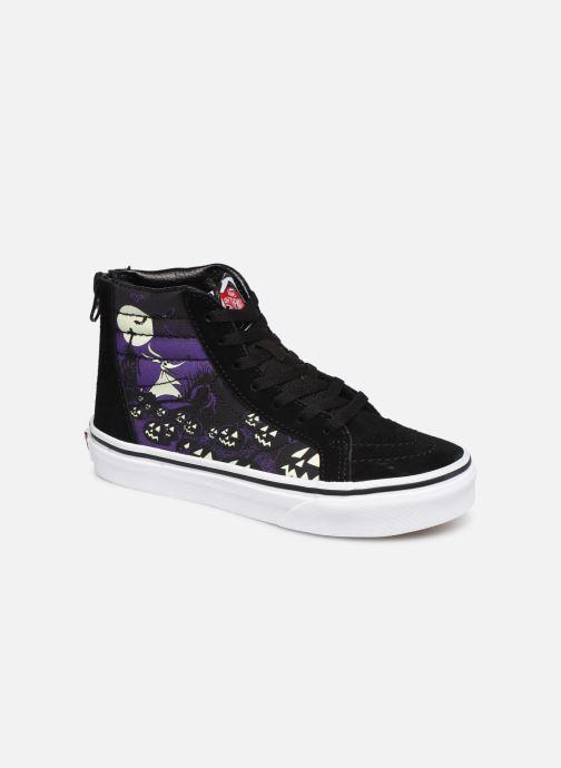 Sneakers Vans SK8-Hi Zip Nero vedi dettaglio/paio