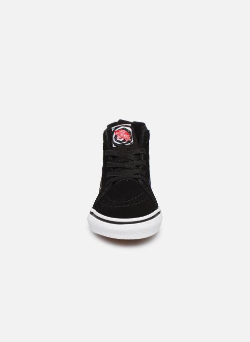 Sneakers Vans SK8-Hi Zip BB Zwart model