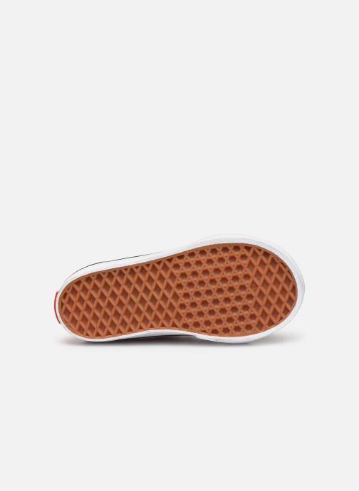 Sneakers Vans SK8-Hi Zip BB Rood boven