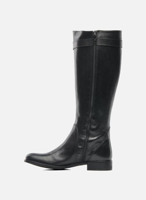 Støvler & gummistøvler Elizabeth Stuart Callas 391 Sort se forfra