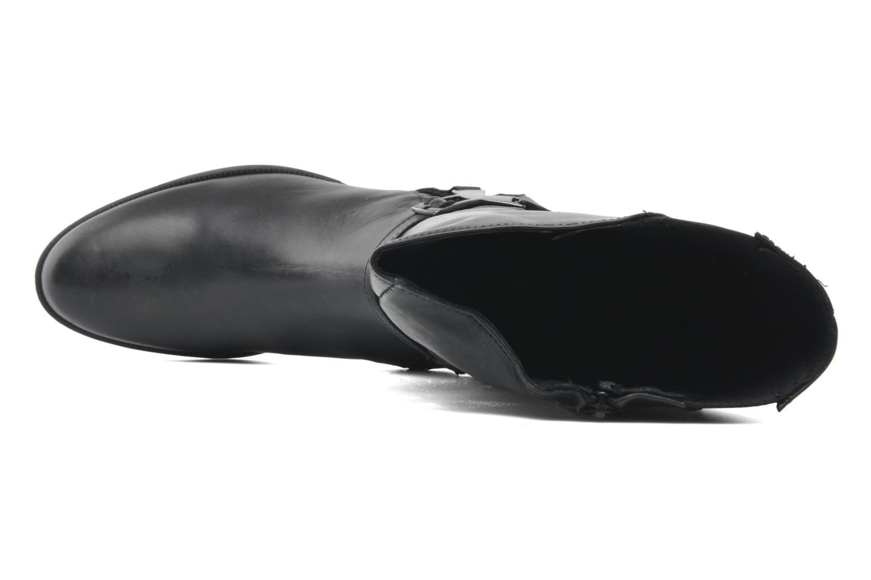 Botas Elizabeth Stuart Heva 391 Negro vista lateral izquierda