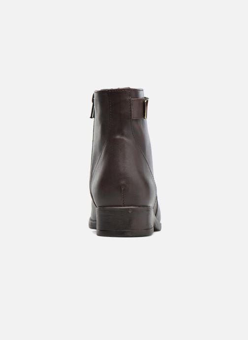 Bottines et boots Elizabeth Stuart Cassey 391 Marron vue droite