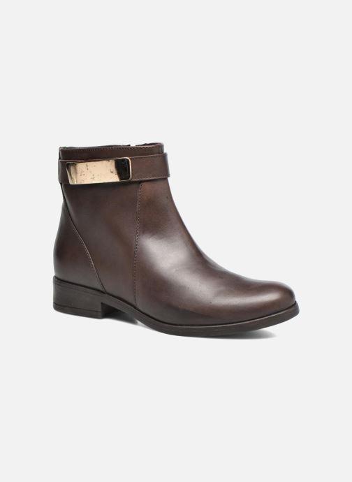 Bottines et boots Elizabeth Stuart Cassey 391 Marron vue détail/paire
