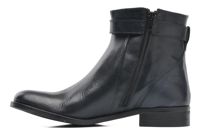 Bottines et boots Elizabeth Stuart Cassey 391 Bleu vue face