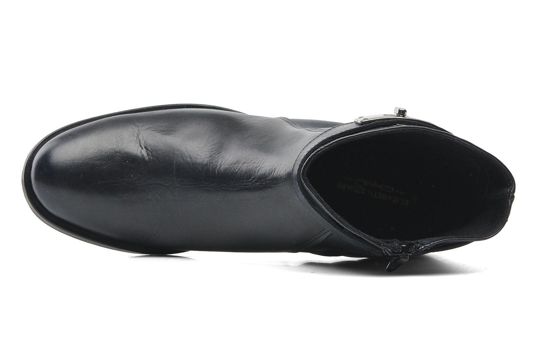 Bottines et boots Elizabeth Stuart Cassey 391 Bleu vue gauche