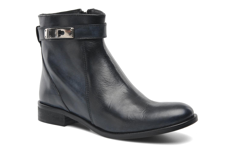 Bottines et boots Elizabeth Stuart Cassey 391 Bleu vue détail/paire