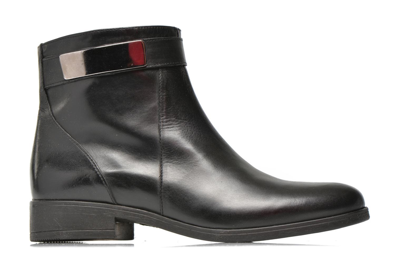 Bottines et boots Elizabeth Stuart Cassey 391 Noir vue derrière
