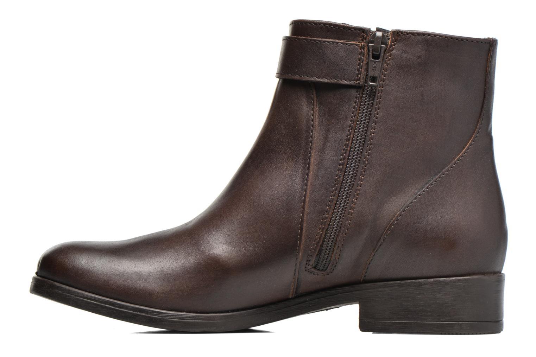 Bottines et boots Elizabeth Stuart Cassey 391 Marron vue face