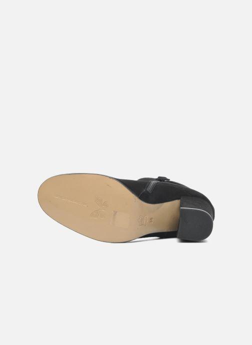 Ankle boots Elizabeth Stuart Fakir 304 Black view from above