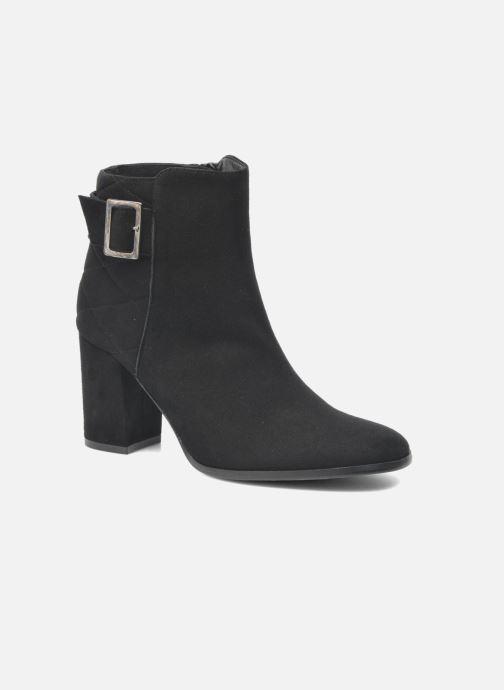 Ankle boots Elizabeth Stuart Fakir 304 Black detailed view/ Pair view
