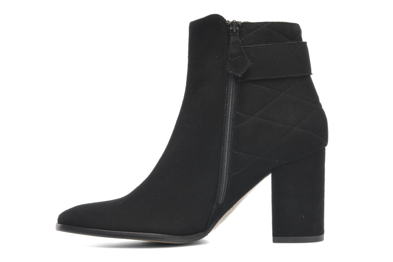 Bottines et boots Elizabeth Stuart Fakir 304 Noir vue face