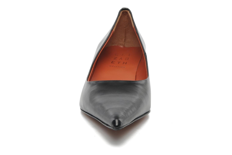 Escarpins Elizabeth Stuart Orthez 304 Noir vue portées chaussures