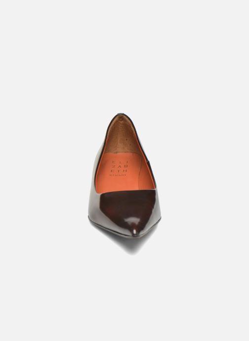 Zapatos de tacón Elizabeth Stuart Orthez 308 Vino vista del modelo