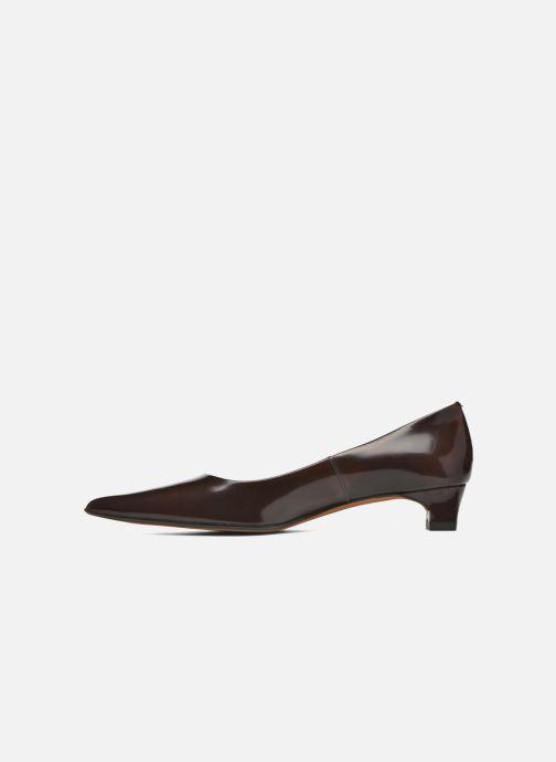 Zapatos de tacón Elizabeth Stuart Orthez 308 Vino vista de frente