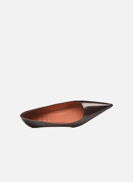 Zapatos de tacón Elizabeth Stuart Orthez 308 Vino vista lateral izquierda