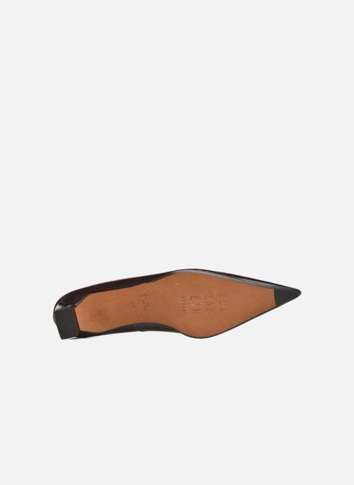 Zapatos de tacón Elizabeth Stuart Orthez 308 Vino vista de arriba