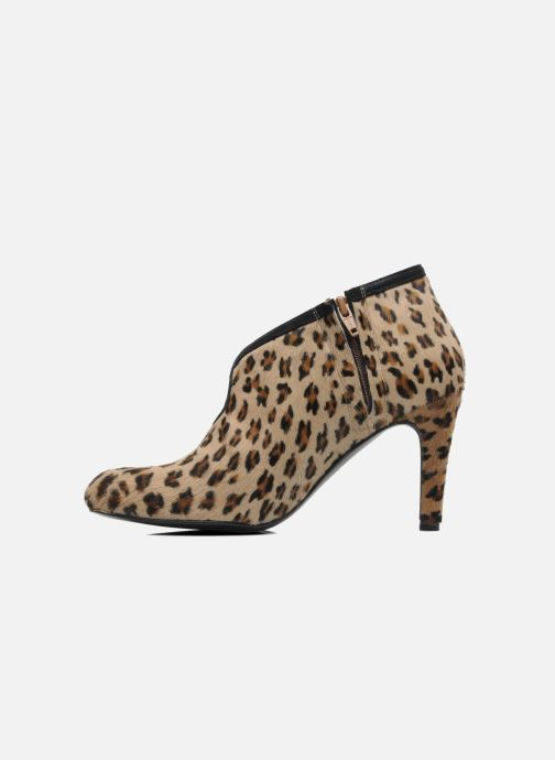 Ankle boots Annabel Winship Ohyeah Blue front view